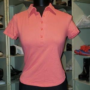 Esprit coral top size small